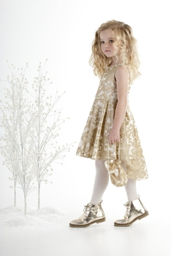 Biscotti Lace Filigree Dress - Product List Image