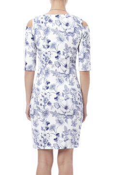 Biscuit Floral Printed Dress - Alternate List Image