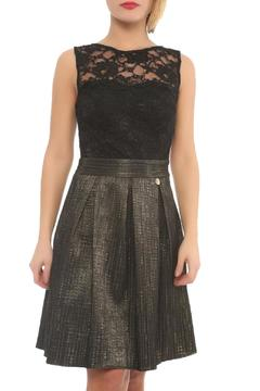 Biscuit Lace Top Dress - Product List Image