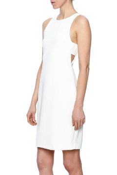 Shoptiques Product: White Cut Out Dress