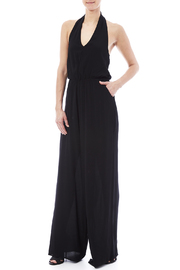 Bishop + Young Halter Jumpsuit - Front full body