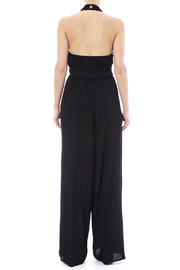 Bishop + Young Halter Jumpsuit - Back cropped