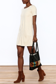 Bishop + Young Ivy Shift Dress - Front full body