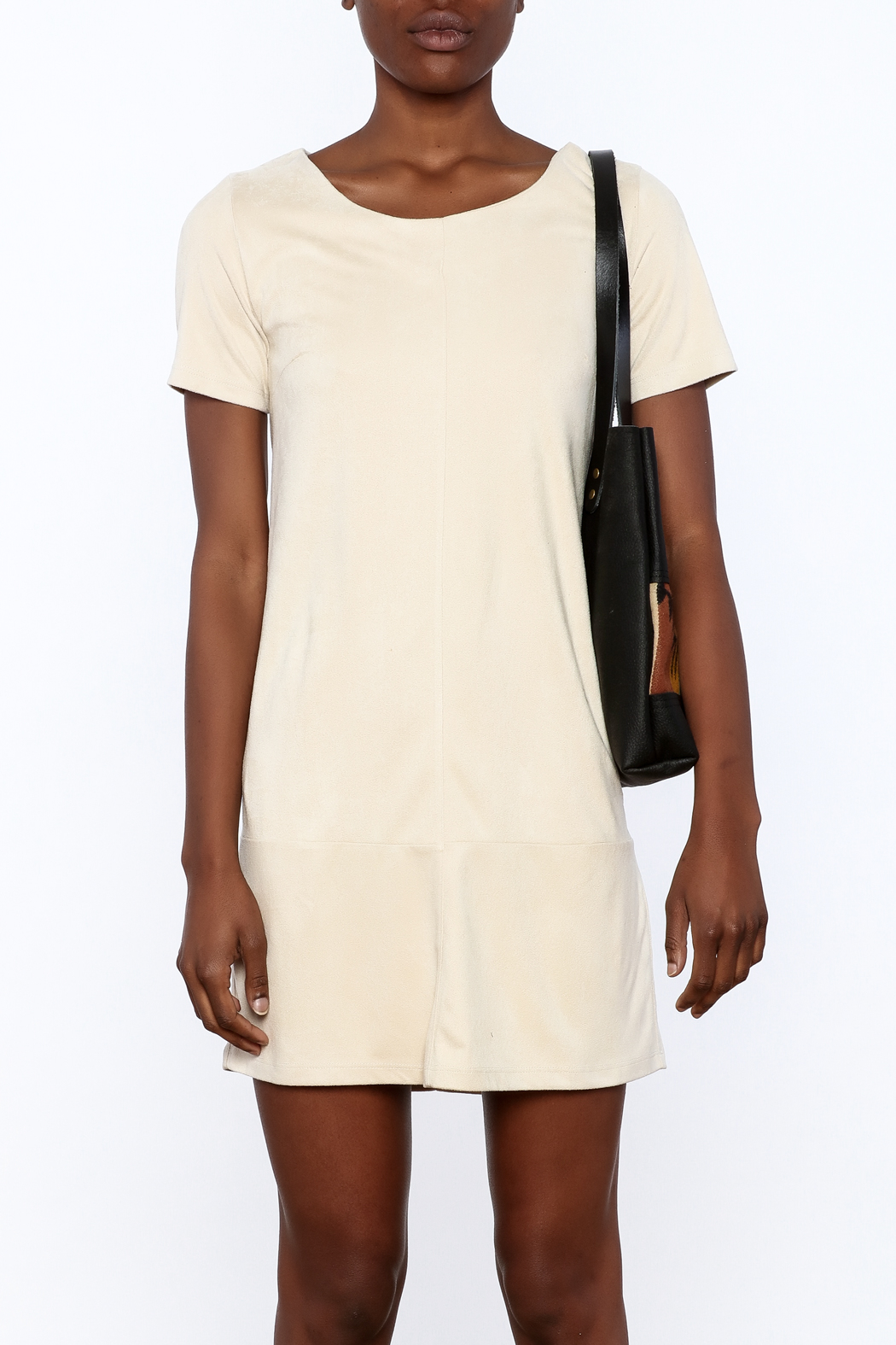 Bishop + Young Ivy Shift Dress - Side Cropped Image