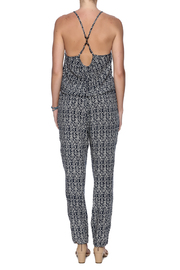 Bishop + Young Jane Printed Jumpsuit - Back cropped