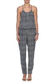 Bishop + Young Jane Printed Jumpsuit - Front cropped