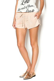 Bishop + Young Laser Cut Shorts - Product Mini Image