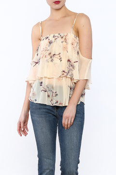 Shoptiques Product: Lily Tiered Top