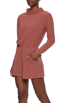 Shoptiques Product: Long Sleeve Romper