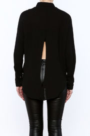 Bishop + Young Open Back Blouse - Back cropped