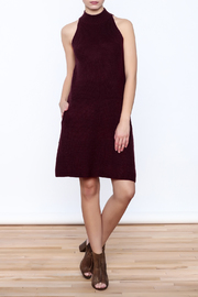 Bishop + Young Scarlett Sweater Dress - Front full body
