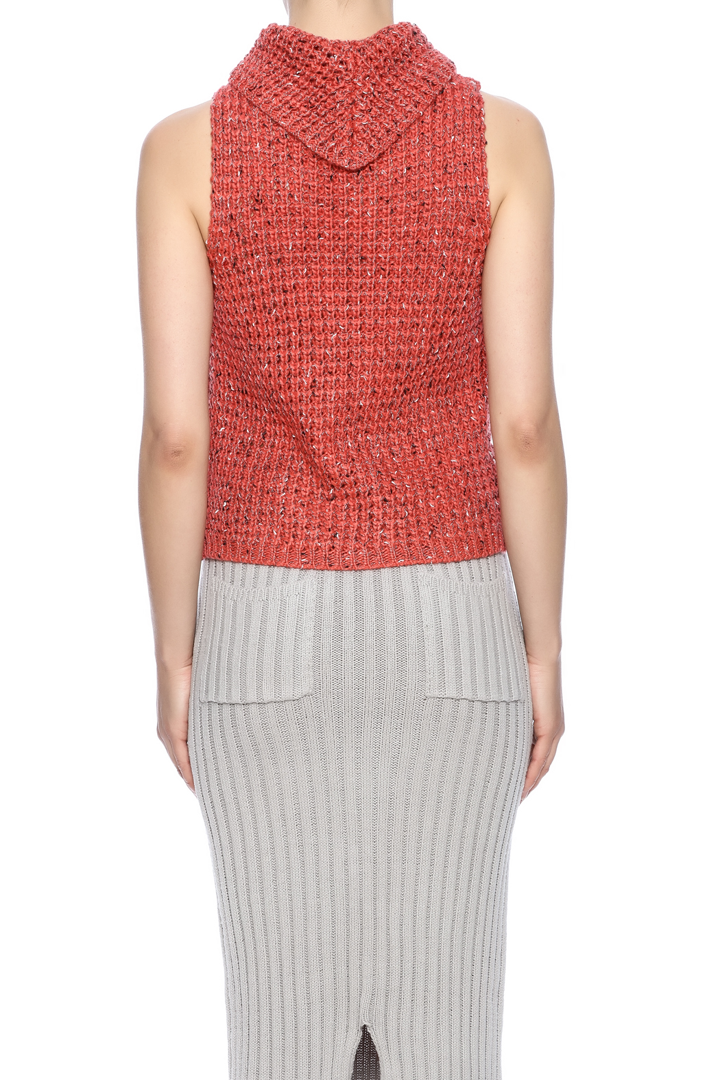 ce49d32083d39 Bishop + Young Sleeveless Cowl Sweater from New Jersey by JAX ...