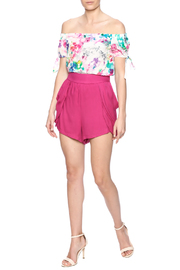 Bishop + Young Tulip Shorts - Front full body