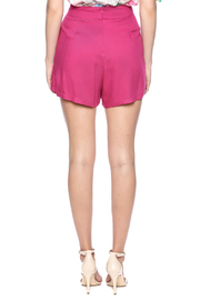 Bishop + Young Tulip Shorts - Back cropped