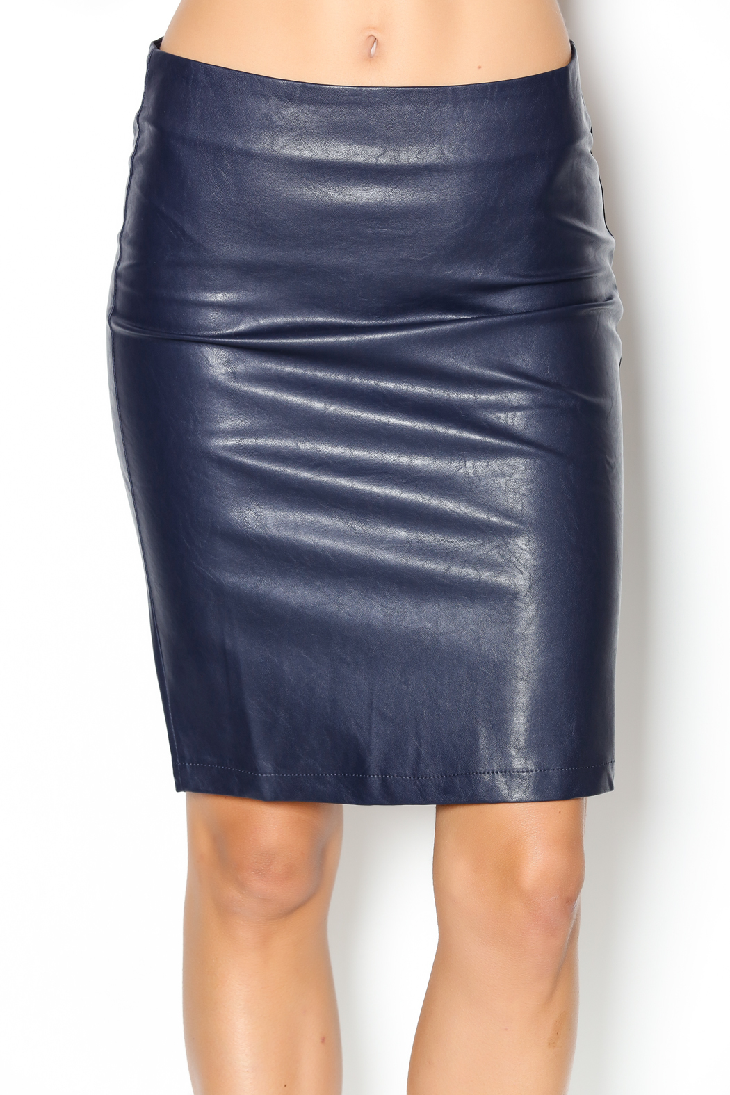 Bishop   Young Vegan Leather Pencil Skirt from San Diego by little ...