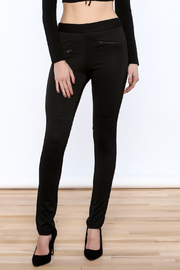 Bishop + Young Zipper Detail Legging - Front cropped