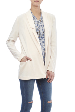 Shoptiques Product: Loose Fitted Boyfriend Blazer