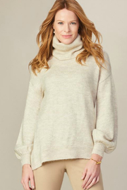 Gift Craft Bishop Turtleneck - Front cropped