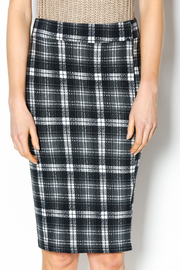Bishop + Young Plaid Pencil Skirt - Other