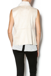 Bishop + Young Faux Suede Vest - Back cropped