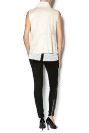 Bishop + Young Faux Suede Vest - Side cropped