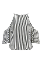 Bishop + Young Ava Stripe Top - Product Mini Image