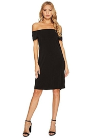 Bishop + Young Avery Bare-Shoulder Dress - Product Mini Image
