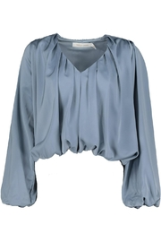 Bishop + Young Boho Bubble-Sleeve Top - Other