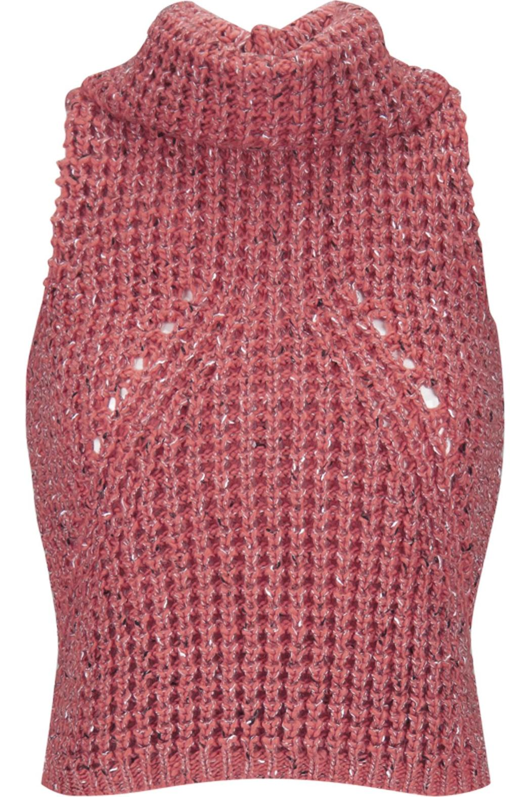 51dfcdabf0051 Bishop + Young Pink Cowl Sweater from Bucktown by Havlan   West ...