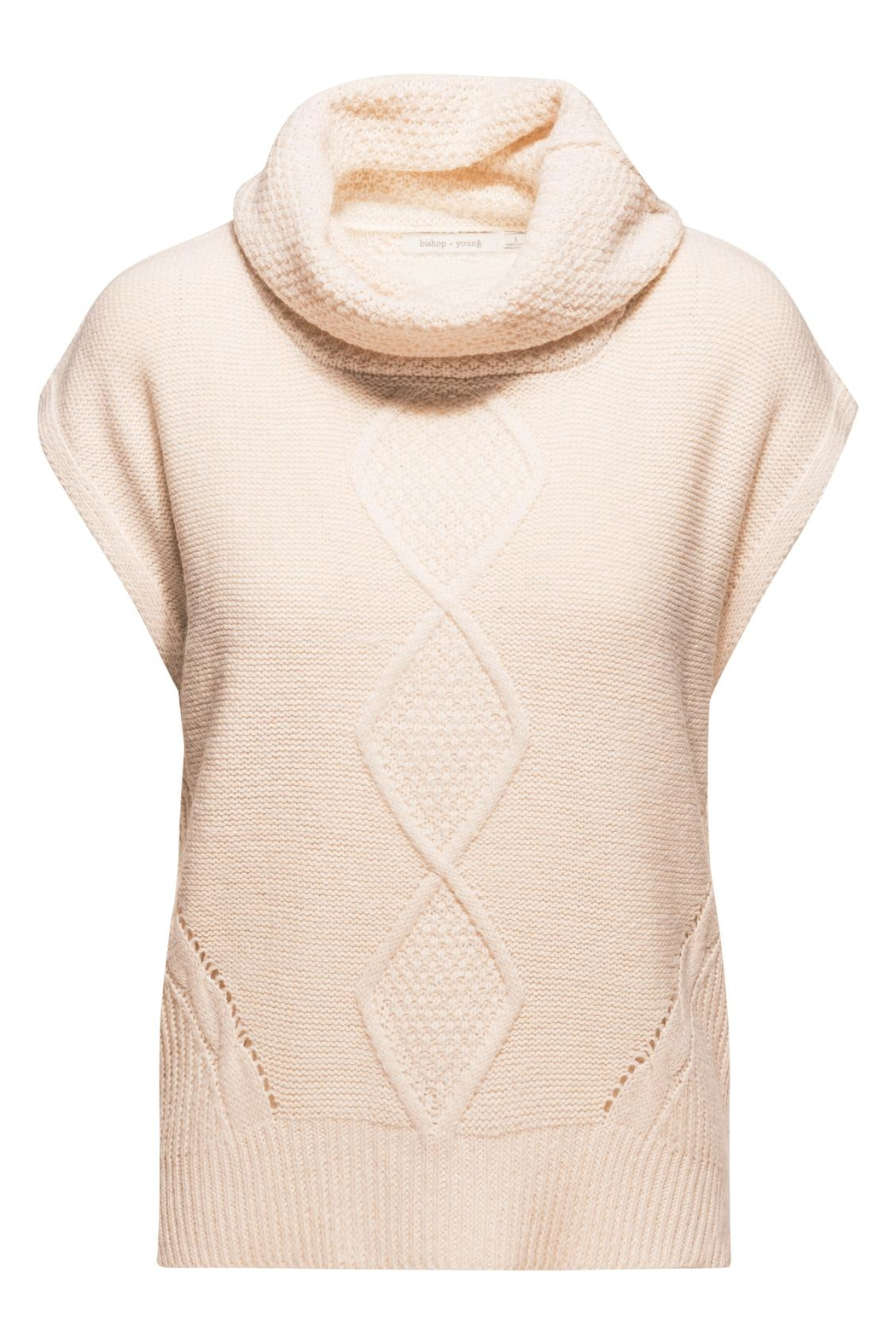 16c9bcac1b9f6 Bishop + Young Cowl Neck Sweater from Indiana by The Bungalow LV ...