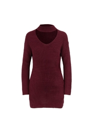 Bishop + Young Daniela Tunic Sweater - Front cropped