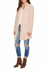 Bishop + Young Emily Faux Fur Jacket - Front full body