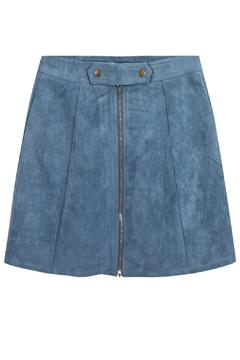Bishop + Young Faux Suede Skirt - Product List Image