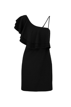 Bishop + Young Havana One Shoulder Dress - Alternate List Image