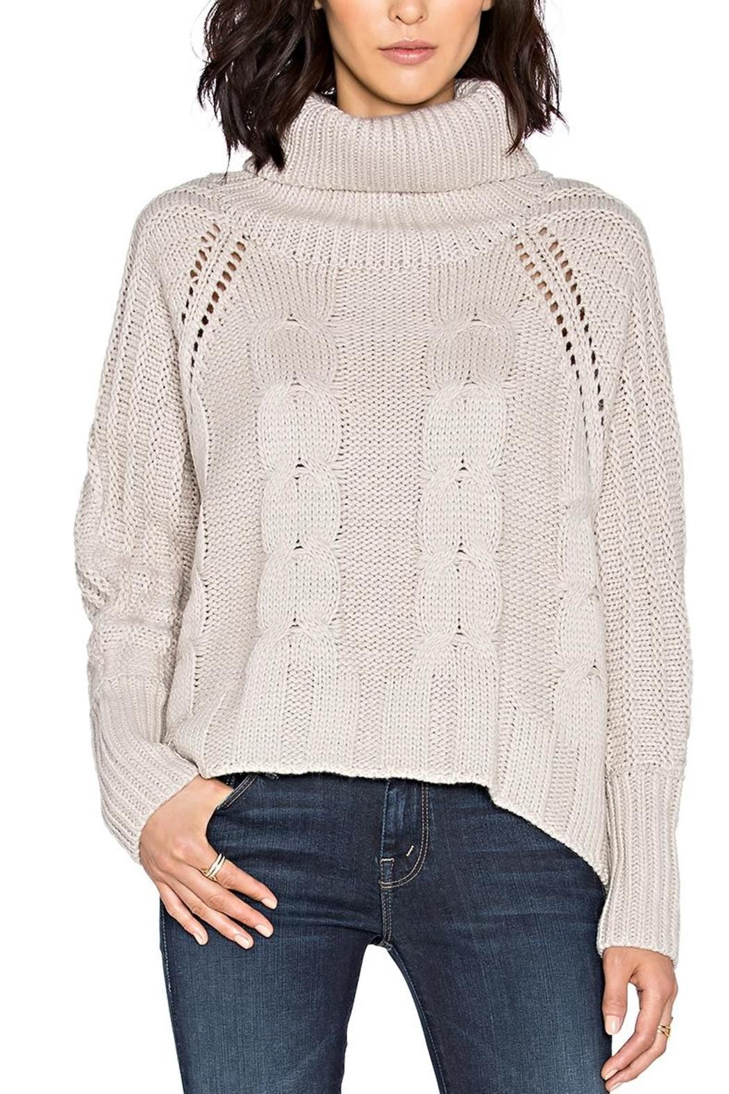 Bishop   Young High Low Sweater from Indiana by Pure Panache ...