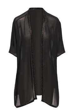 Shoptiques Product: Holiday Kimono Black