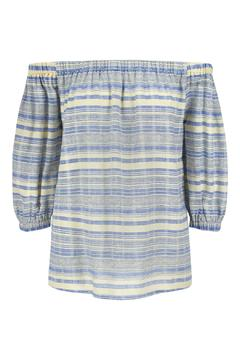 Shoptiques Product: Karlee Chambray Top