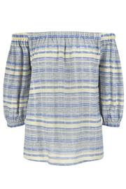 Bishop + Young Karlee Chambray Top - Front cropped