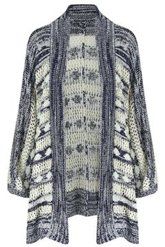 Shoptiques Product: Marble Weave Cardigan