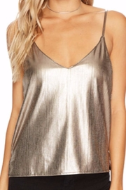 Bishop + Young Metallic Cami Top - Product Mini Image