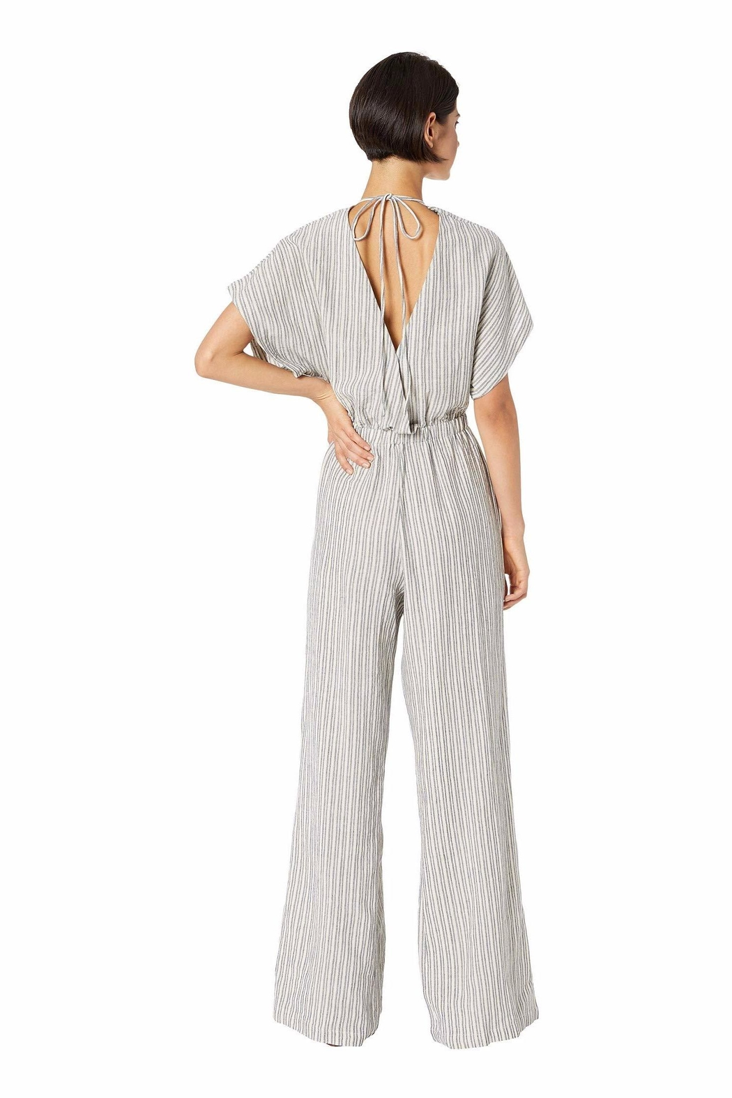 Bishop + Young Palerma Jumpsuit - Front Cropped Image