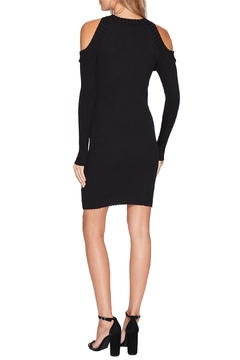 Bishop + Young Ribbed Cold Shoulder Dress - Alternate List Image