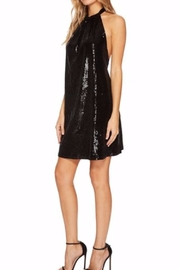 Bishop + Young Sequin Halter Dress - Product Mini Image