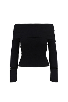 Bishop + Young Shawna Off Shoulder Top - Product List Image