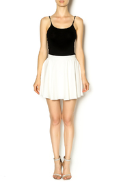 Bishop + Young Skater Skirt - Front full body
