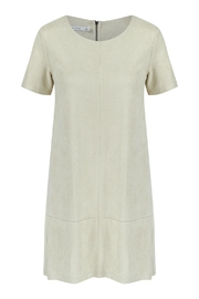 Bishop + Young Suede Shift Dress - Product Mini Image