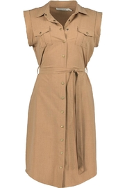 Bishop + Young Utility Button Dress - Product Mini Image