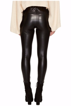 Bishop + Young Vegan Leather Pants - Alternate List Image