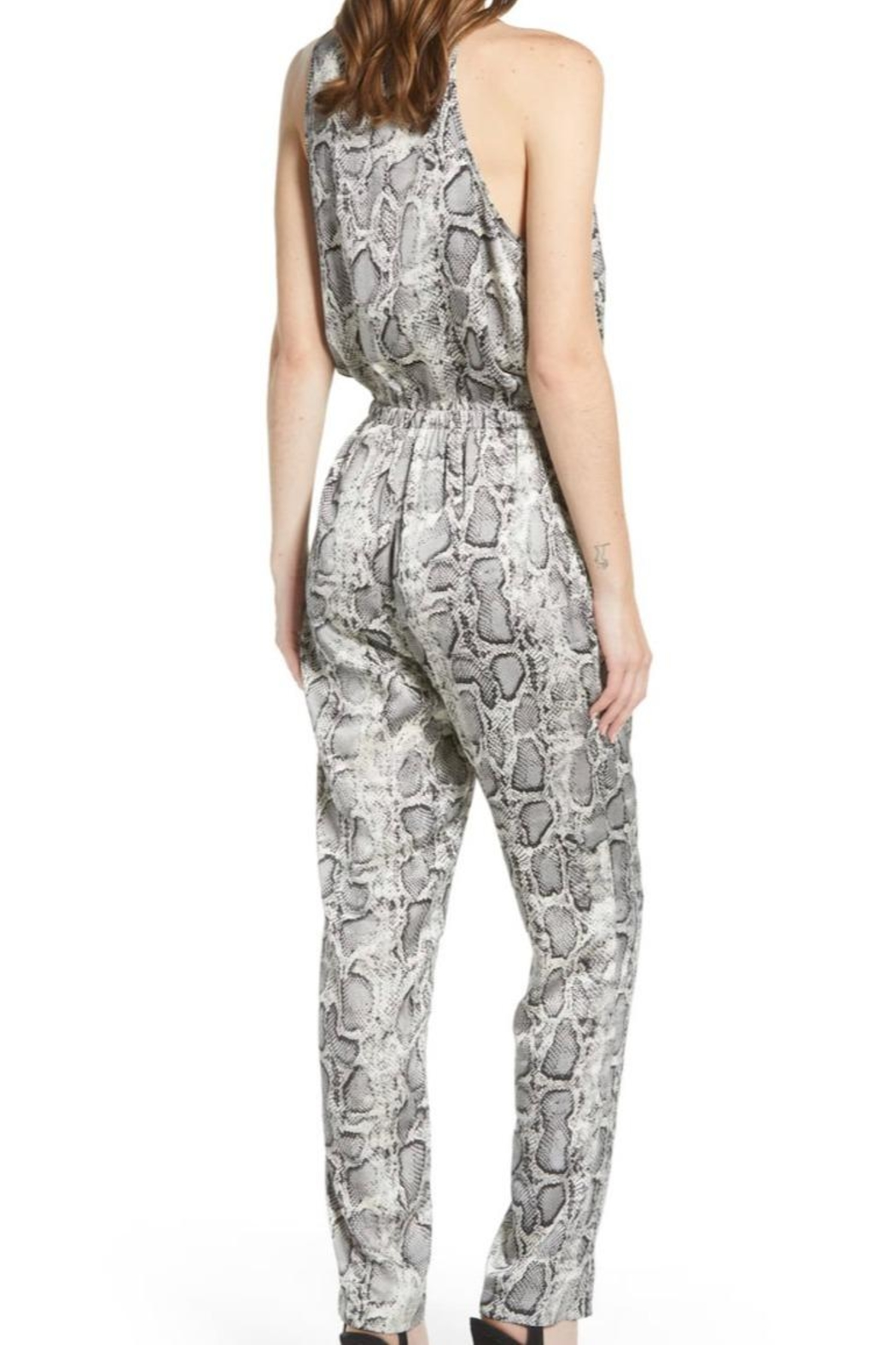 Bishop + Young Wild Thing Jumpsuit - Side Cropped Image