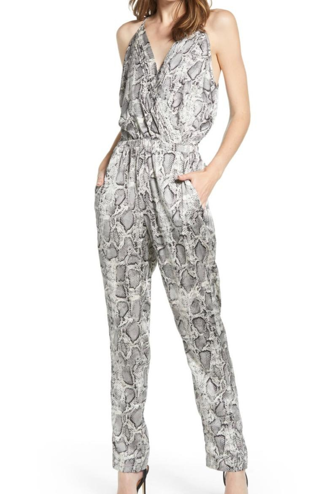 Bishop + Young Wild Thing Jumpsuit - Main Image